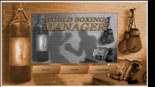 World Boxing Manager Undisputed Achievement