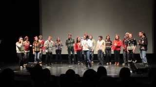 7Days A Cappella | We Found Love in a Waterfall | Winter Concert 2013