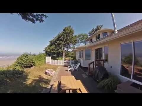 Seashore Dreams in Moclips, Wa HD Property Tour