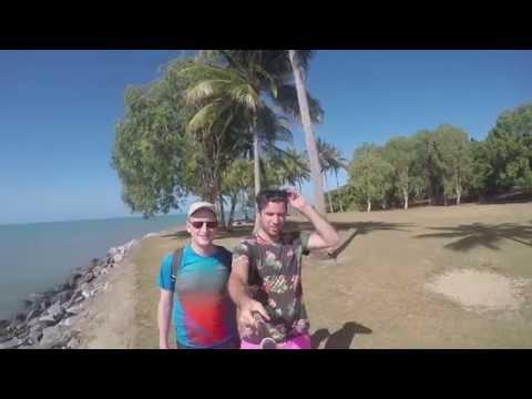 Cairns, roadtrip, daintree, cape tribulation, Tinaroo Lake, Millaa Millaa Falls & Mission Beach 2016