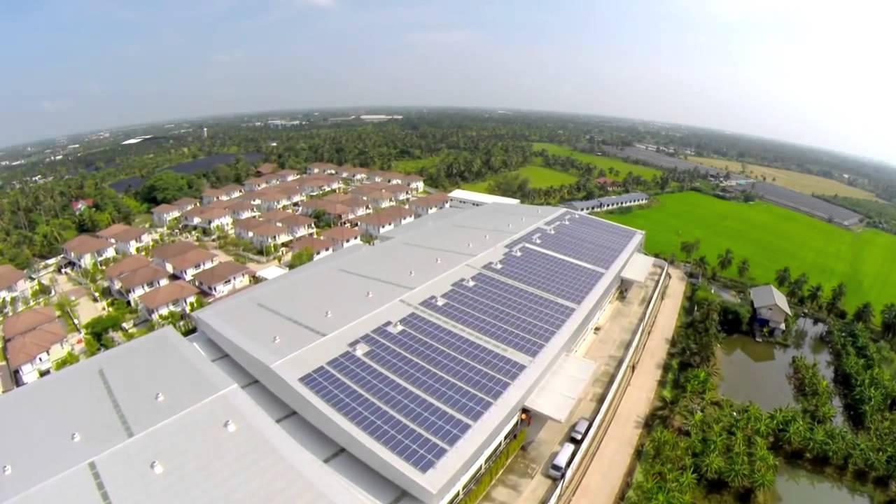Solar Cell Thailand Solar Rooftop Youtube