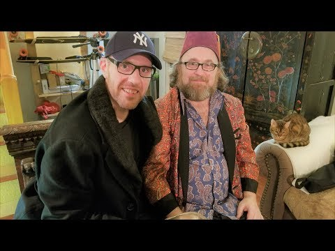 CANNABIS & THE OCCULT WITH CHRIS BENNETT