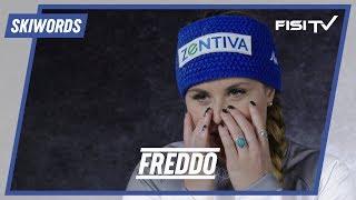Ski Words #1: Freddo