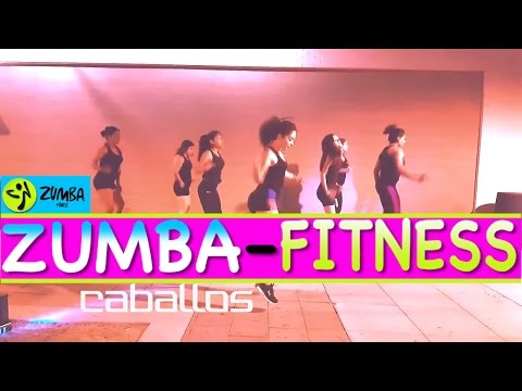 Zumba Dance Workout | Bailando Zumba | Caballos Del Norte | video