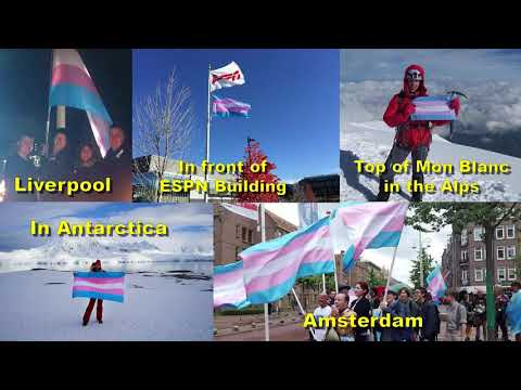 What's The History of Transgender Pride Flag ?! from YouTube · Duration:  3 minutes 27 seconds
