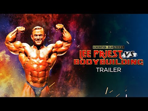 Lee Priest Vs Bodybuilding - Official Trailer (HD) | Bodybuilding Documentary