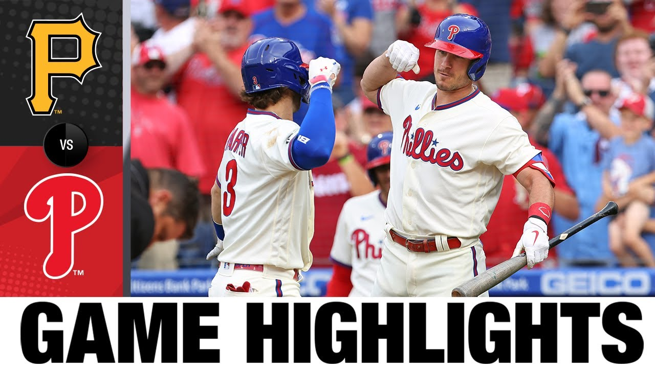 Download Pirates vs. Phillies Game Highlights (9/25/21) | MLB Highlights