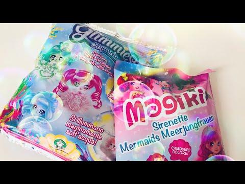 Glimmies Acquaria Magiki Sirenette Blind Bags Edicola