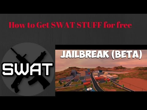HOW TO GET FREE SWAT!!! | Roblox | Jailbreak | Doovi