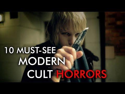 10 Must-See Films | Modern Cult Horror