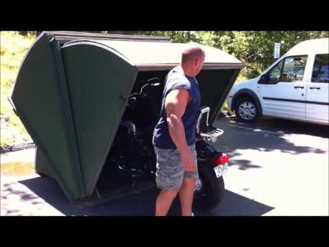 Motorcycle Garage Youtube