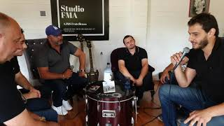 Interview de BALAGNA au Studio FMA Fratellenza