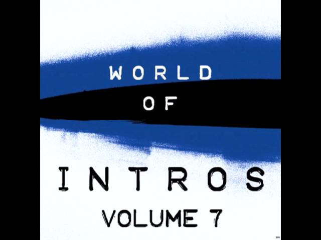 World of Intros Vol.7  ( Special DJ Tools ) Butcher Music