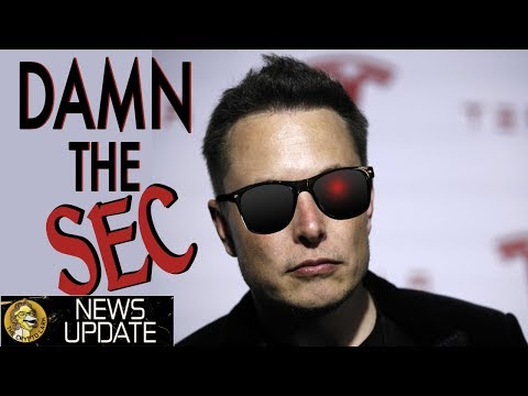Elon Musk Trashes SEC - Lessons For Bitcoin & Crypto