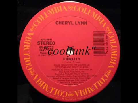 Cheryl Lynn Fidelity