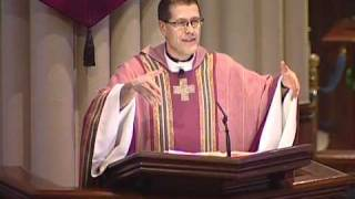Homily for the Third Sunday in Advent