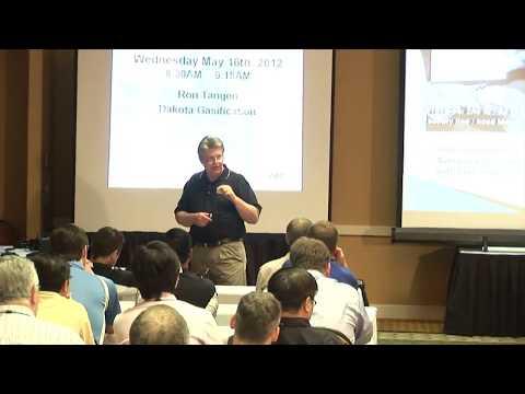 Ron Tangen, Plant Reliability Engineering Group, Dakota Gasification