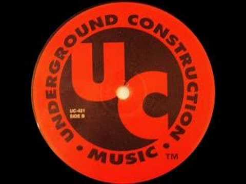 underground construction- megamix - dj vicente