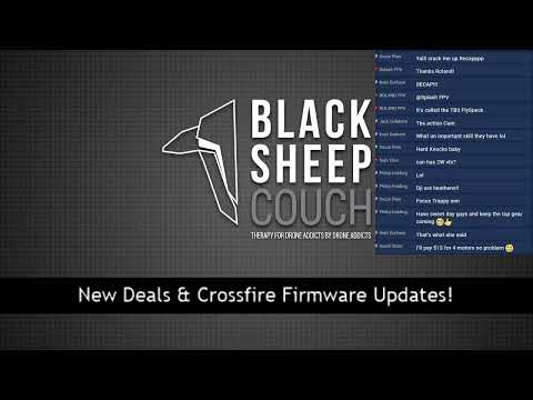 TBS COUCH - New Deals & Crossfire Firmware Updates!