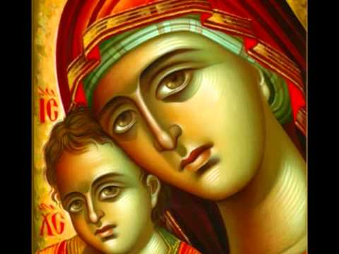 Sunday Psali for the Virgin -English -St. Anthony Coptic Monastery, California-bekhit
