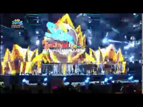 2014 Asia Song Festival Philippines Kyla CLOSING CEREMONIES