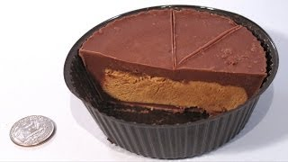 1lb Reese's Peanut Butter Cup Challenge Revisited