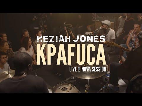 Keziah Jones   Kpafuca  @ Nova Session
