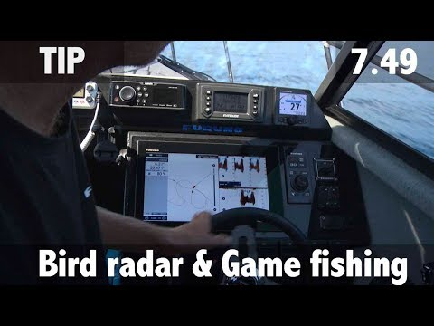 Sounder Set Up -  Game Fishing And Bird Radar
