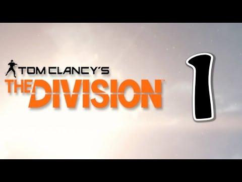 Tom Clancys The Division Прохождение На Русском Часть 1 Начало Игры Запасы Продовольствия
