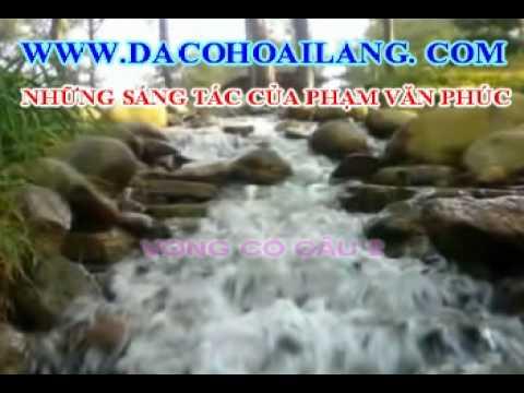 www.conhacquehuong.com- Karaoke vọng cổ: Thương Quá Miền Trung