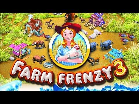 Веселая ферма 3 онлайн игра Ферма