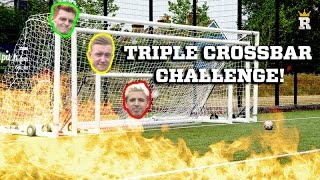 TRIPLE CROSSBAR CHALLENGE - The Ultimate Technique Test | Rule'm Sports