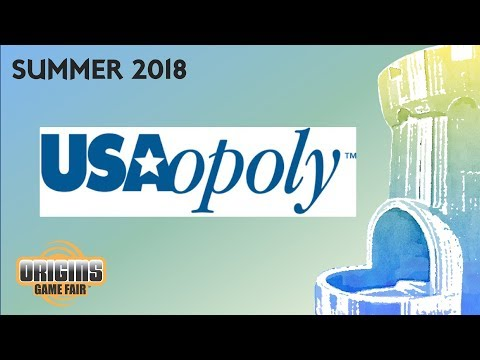 USAopoly Summer Preview