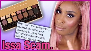 Video Jackie Aina Giveaway Scam: She's Cancelled. download MP3, 3GP, MP4, WEBM, AVI, FLV Agustus 2018