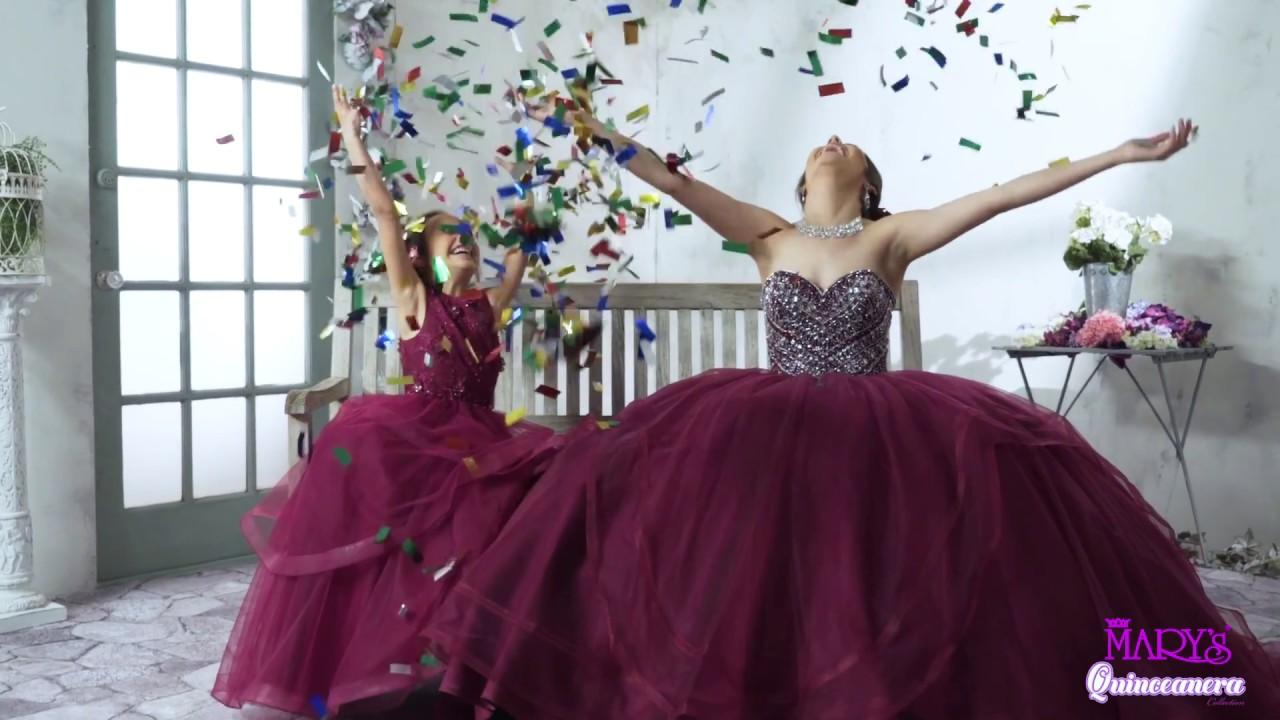 1b6f29abd Los mejor vestidos de 15 años 2018 - YouTube