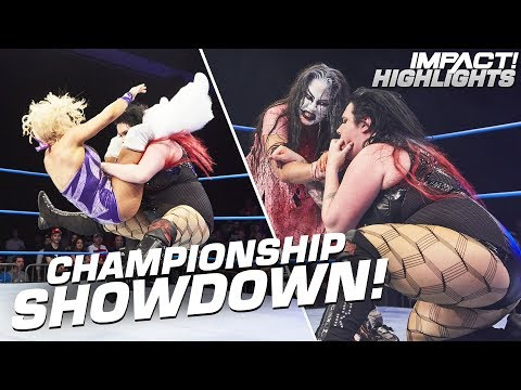 Petey Williams Teaches Scarlett Bordeaux The Canadian Destroyer | IMPACT! Highlights Oct 4, 2018 from YouTube · Duration:  3 minutes 3 seconds