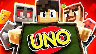 The NEVER ENDING Uno round, this was stressful...