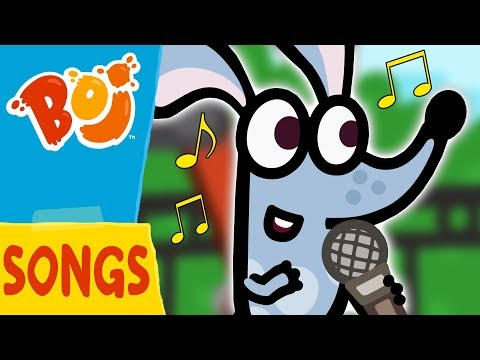 Boj - SING WITH BOJ! | Song Compilation | Cartoons for Kids