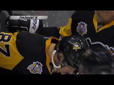Crosby's amazing goal vs Dallas stars