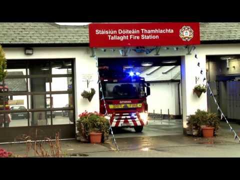 Dublin Fire Brigade Uncut
