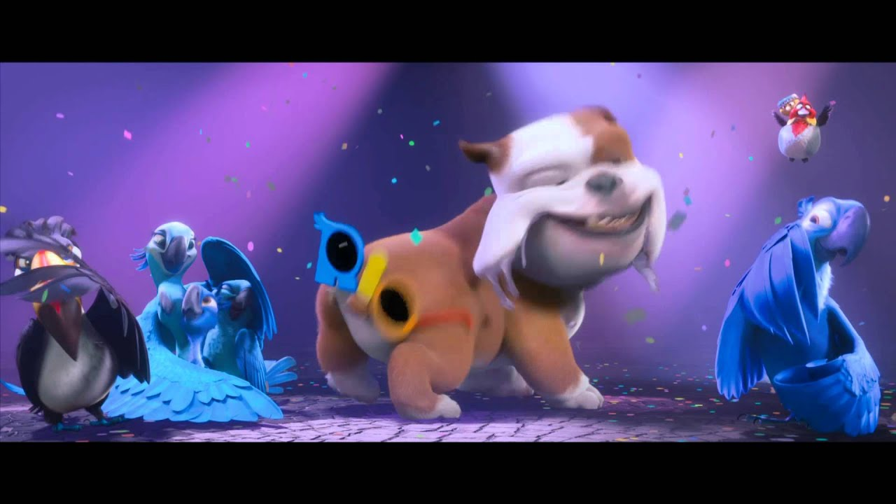 Blue n jewel rio cartoni animati foto fanpop
