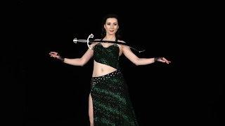 Dahlia Maya - Tanec se šavlí / Dance with Sword (4K)