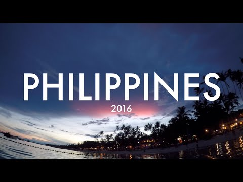 PHILIPPINES 2016 | Travel Highlights