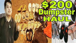 Dumpster Kuwait $200 worth nak…