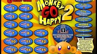 Hướng dẫn chơi game : Chú khỉ buồn 2 - Monkey Go Happy 2
