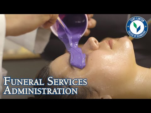 Funeral Services Administration Program