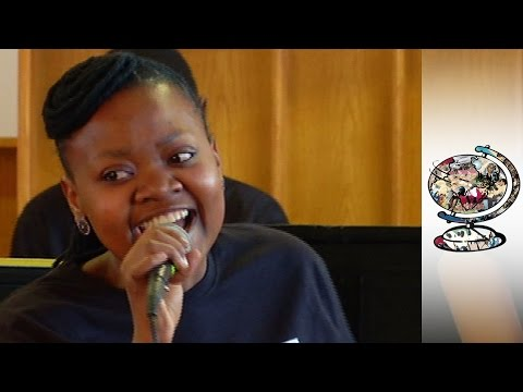 Fighting South African Poverty With Classical Music (2014)