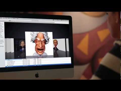 CrazyTalk 7 Demo Reel - Auto Animate Images with your Voice