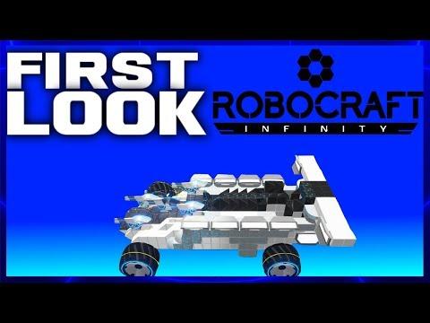 Robocraft Infinity Coming to Xbox One! | Doovi