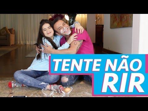 TENTE NÃO RIR - MAISA FT. MATHEUS MAZZAFERA